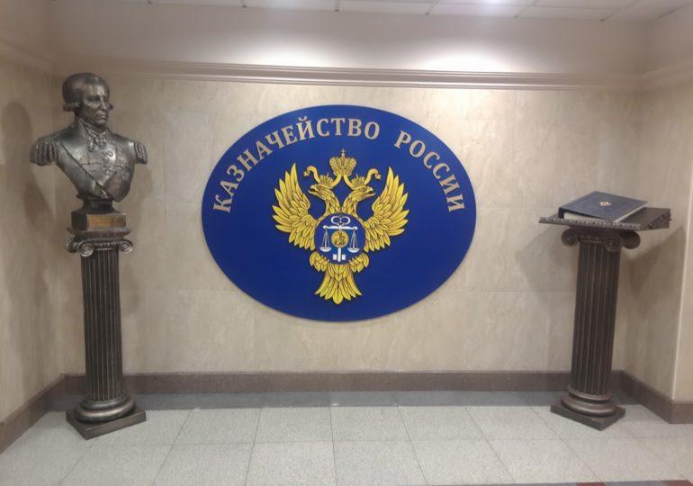 The Federal Treasury (the Russian Treasury)