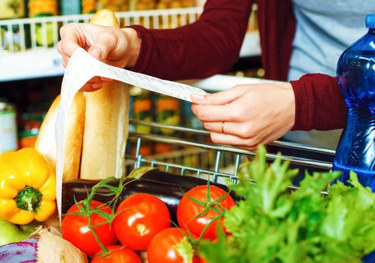Стоимость продуктового набора для приготовления окрошки за год выросла на 10%